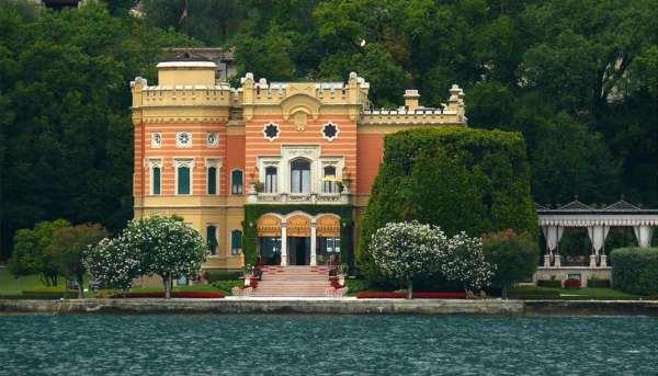 Itinerario 6 - Gargnano, Villa Feltrinelli, Torri del Benaco, Isola del Garda