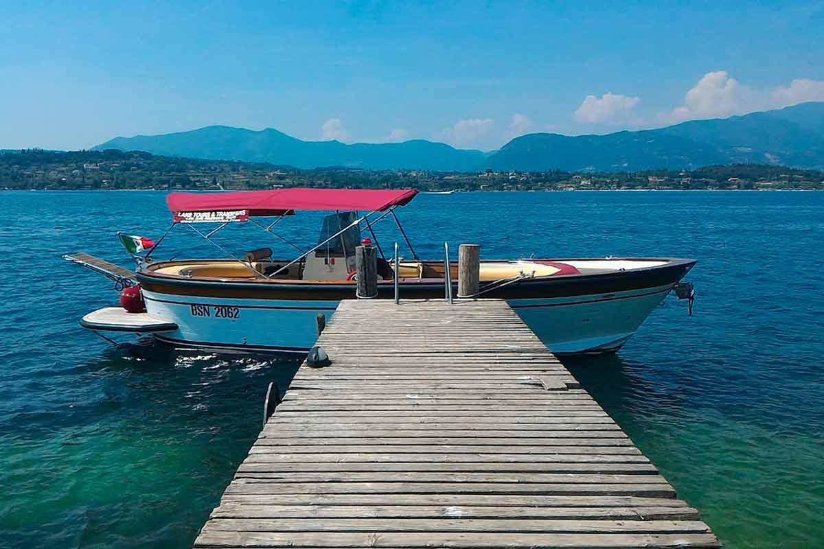 giro turistico in barca a Gragnano
