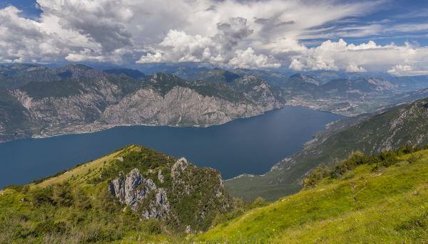 I percorsi trekking più belli del Lago di Garda