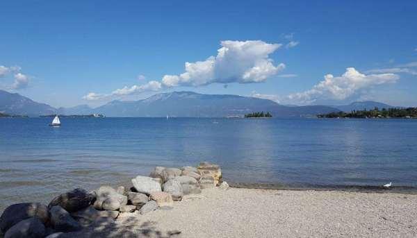 Spiaggia della Romantica - Manerba