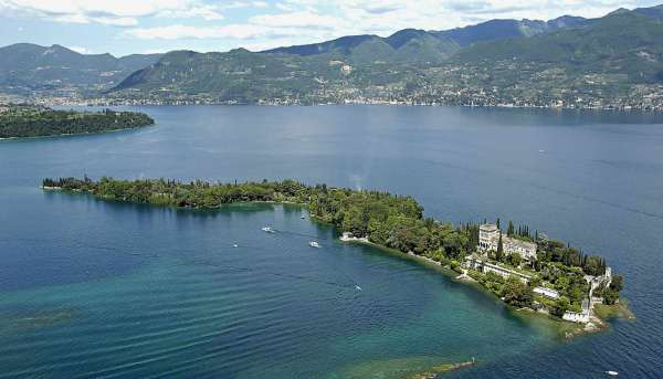 Itinerario 1 - Tour dell'Isola del Garda