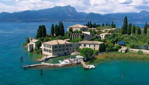 Itinerario 5 - Tour di Garda e Punta San Vigilio