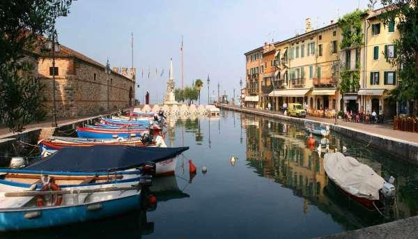 Itinerario 7 - Tour del Basso Lago