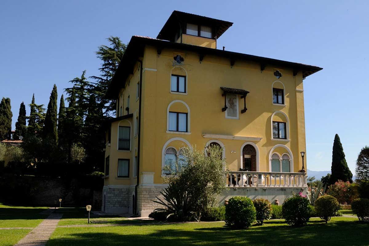 Villa di Maria Callas a Sirmione